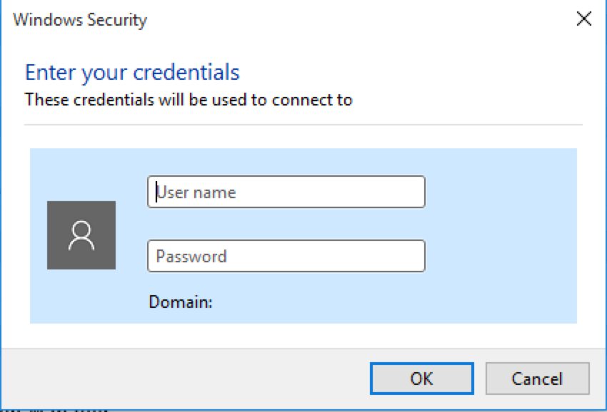 Pulse Secure Article: KB40180 - Windows security prompt appears